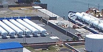 lpg propane butane marine terminals