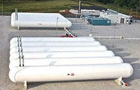 LPG/Propane Storage Tanks