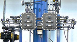 lpg propane butane vertical steam vaporizers