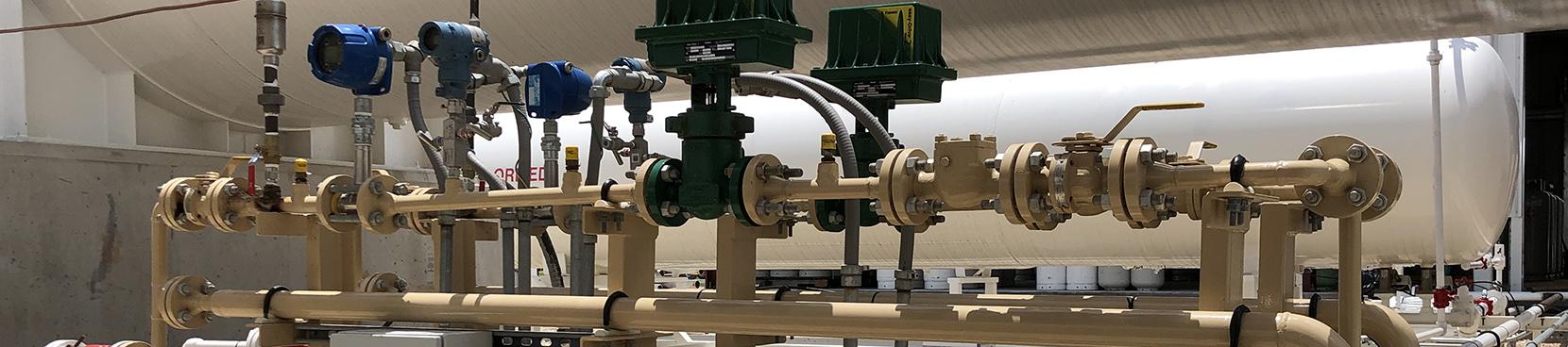 rDME-Propane Storage Tanks - Transfer Systems - Fuel Pumps - EPC